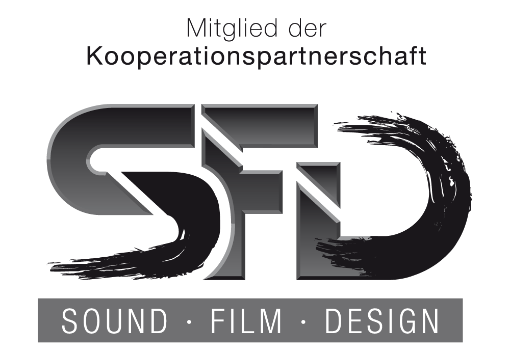 Mitglied der Kooperationspartnerschaft Sound-Film-Design
